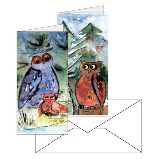 Advents- und Weihnachtskarten