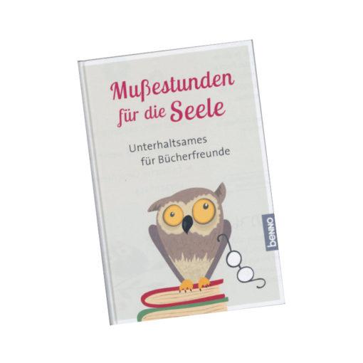 """Buch """"Mußestunden für die Seele"""""""